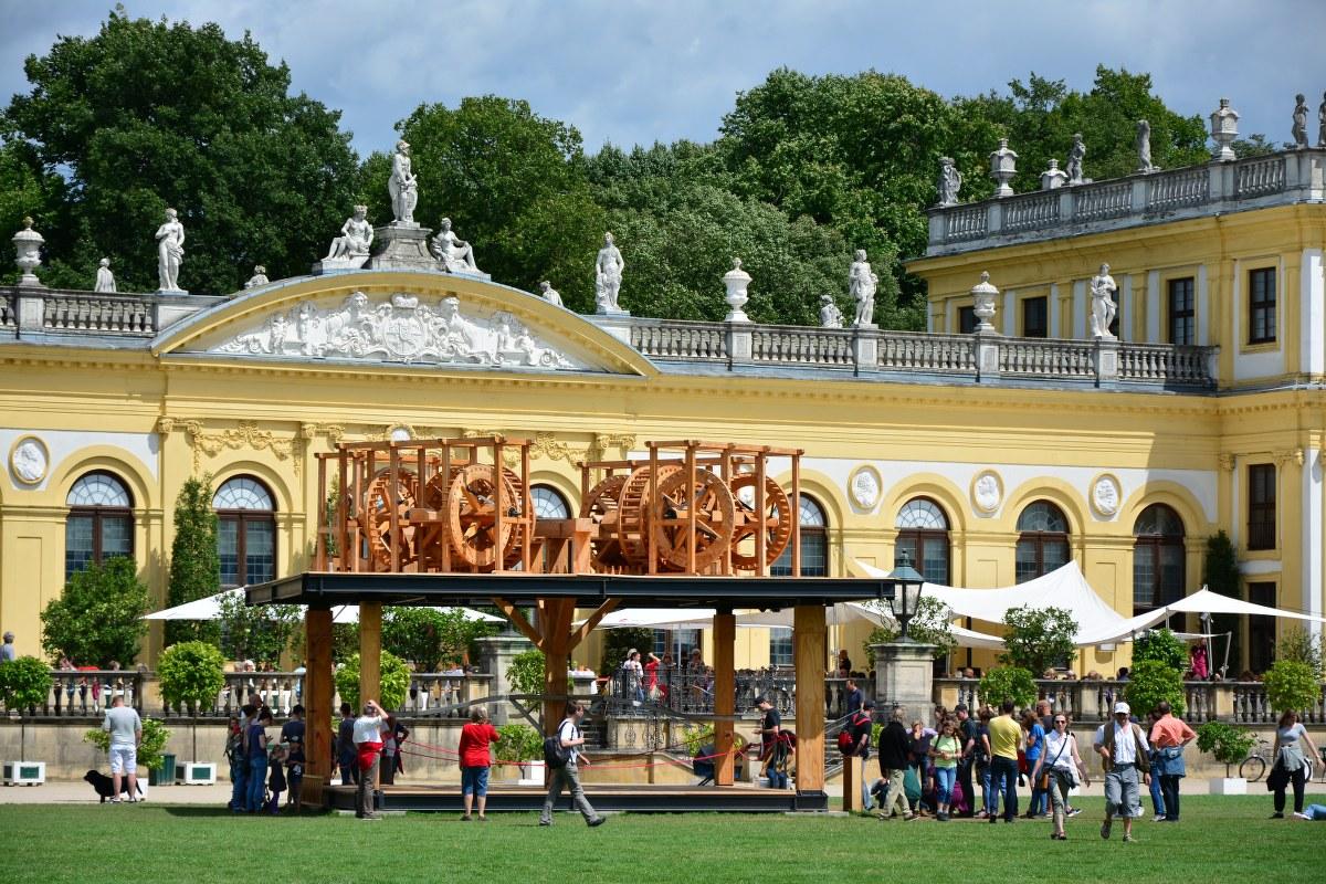 documenta 14 - Orangerie (c) Foto von M.Fanke