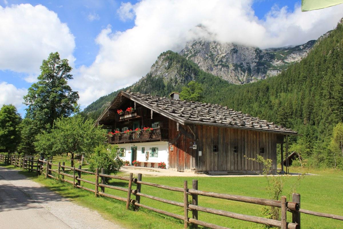 Hintersee im Berchtesgadener Land (c) Foto von Susanne Haun