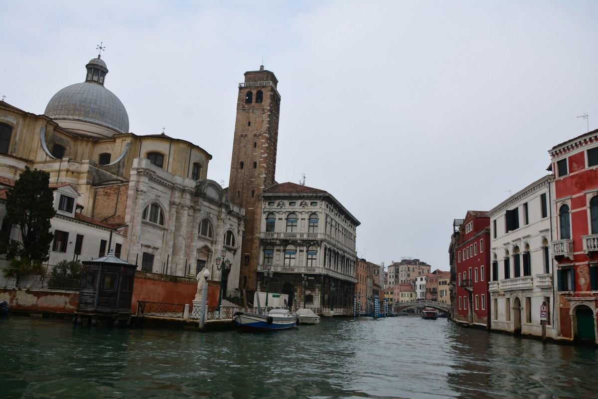 Venedig aus dem Vaporetto (c) Foto von M.Fanke