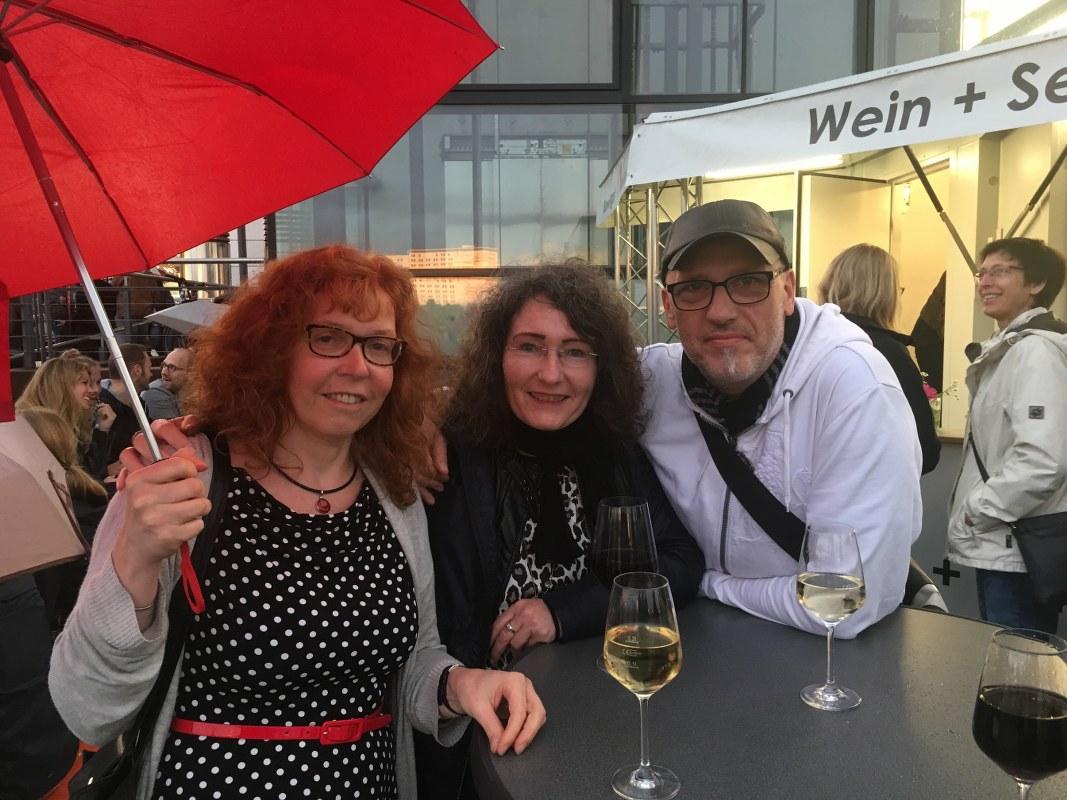 Weinfest Köln am Rhein (c) Foto von M.Fanke