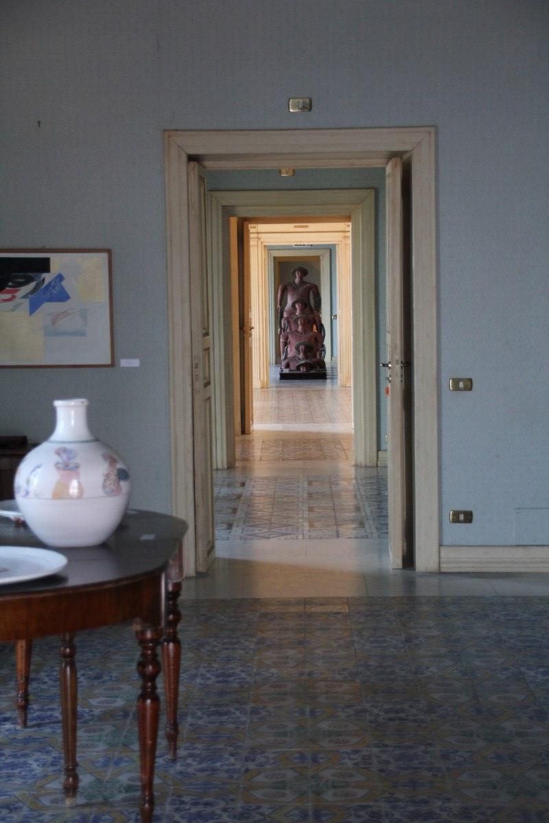 Keramikmuseum San Stefano di Camastra (c) Foto von Susanne Haun