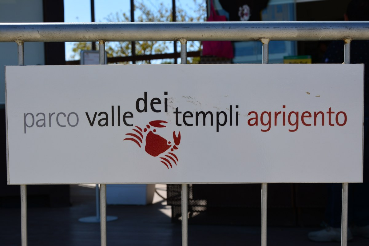 Parco valle dei templi agrigento (c) Foto von M.Fanke