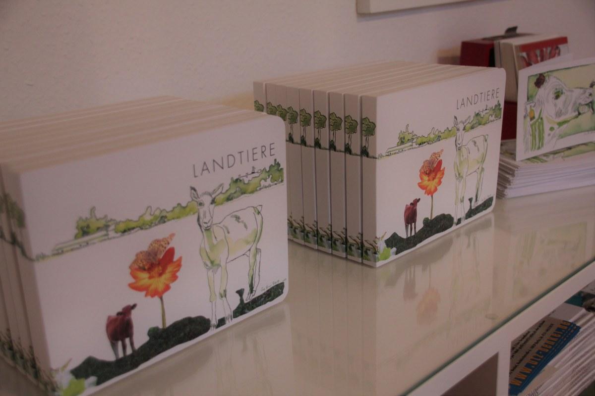 Landtiere - Nina Alice Schuchardt - KunstSalon am Dienstag