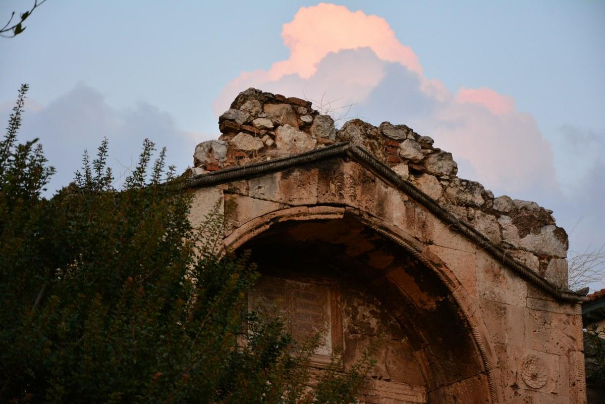 Athen Am Turm der Winde (c) Foto von M.Fanke