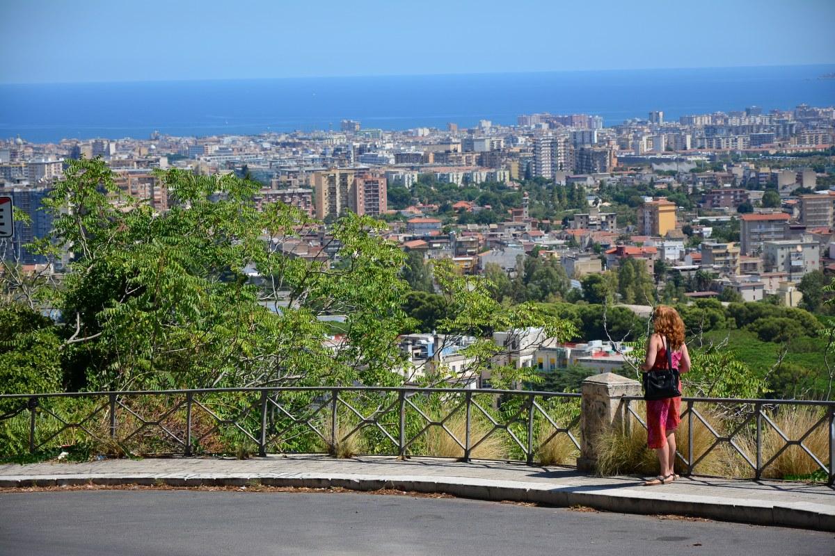 Wo Palermo und Monreale sich begegnen (c) Foto von M.Fanke