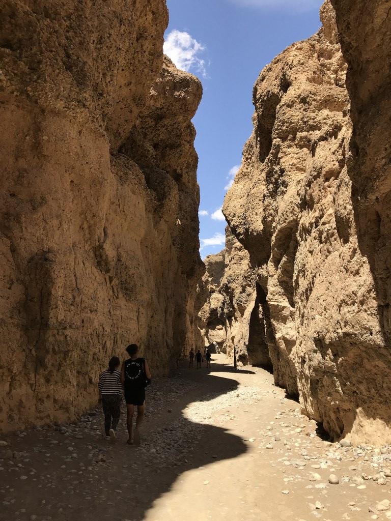 Namibia - Sesriem Canyon (c) Foto von Susanne Haun