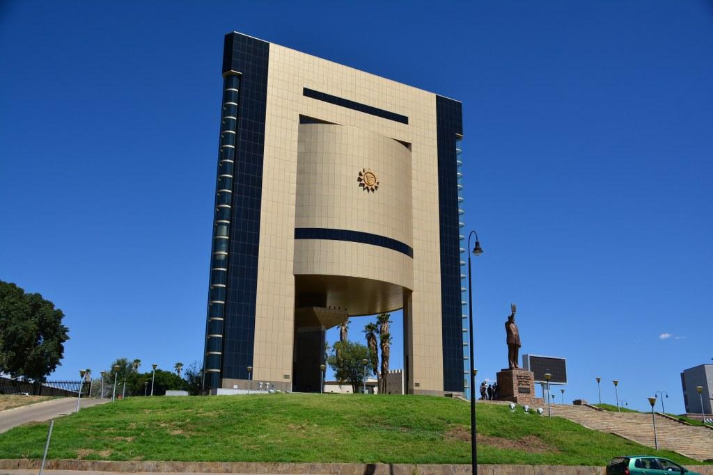 Unabhängigkeits-Gedenkmuseum Windhoek (c) Foto von M.Fanke