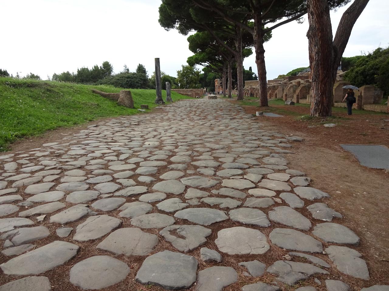 Ostia Antica bei Rom (c) Foto von Susanne Haun