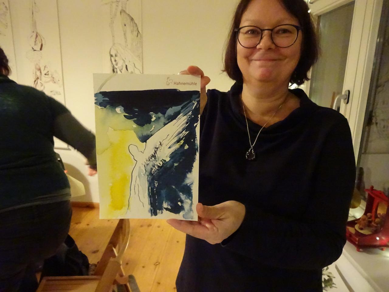 Weihnacht - Workshop im Atelier Susanne HaunWeihnacht - Workshop im Atelier Susanne Haun