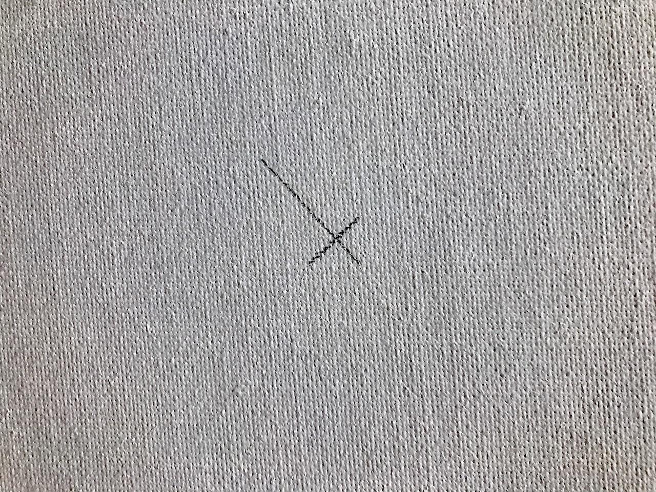 Bestimmung des Mittelpunktes eines Kreises (c) Foto von Susanne Haun