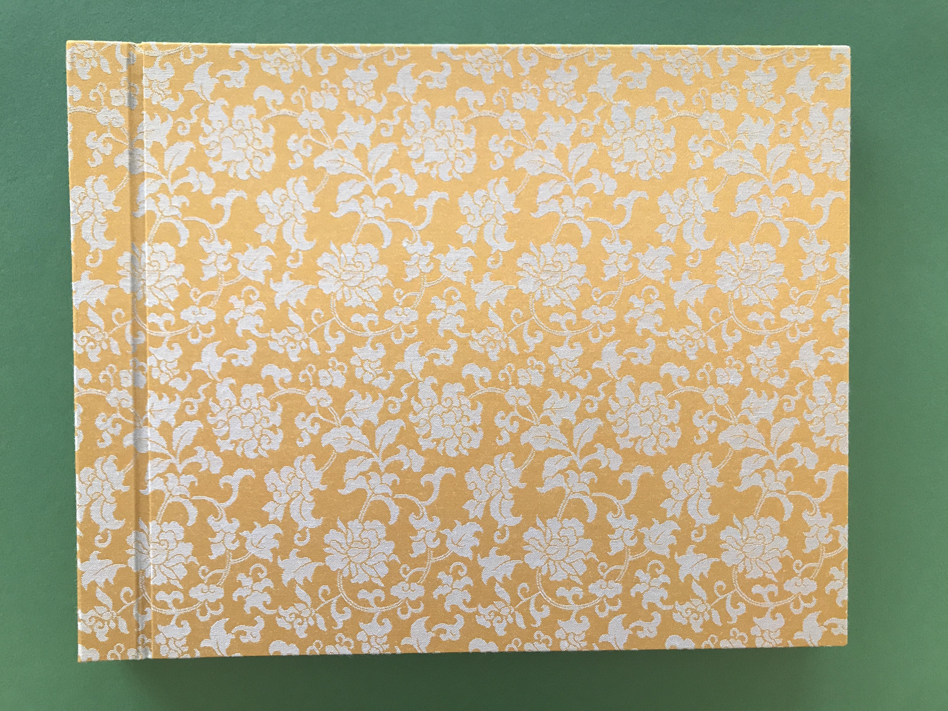 Einband des Künstlerbuches für Itha Bonitz (c) Susanne Haun