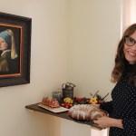 Susanne Haun hinter den Kulissen von @bakingcris Cristina Bonadonna Wiedebusch
