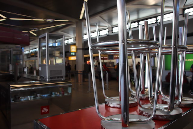 Impressionen von der Besucherterasse Flughafen Berlin Tegel, Foto von Susanne Haun (c) VG Bild-Kunst, Bonn 2020_326