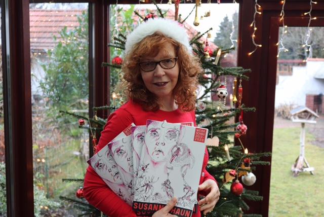Susanne Haun zeigt ihre Werkschau (c) Foto von M.Fanke